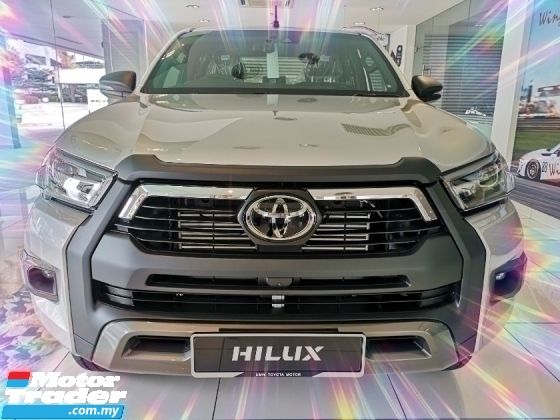 2021 TOYOTA HILUX 2.8 G FACELIFT