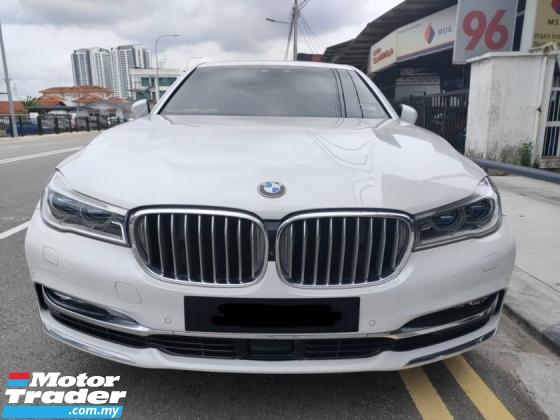 2017 BMW 7 SERIES 740IL