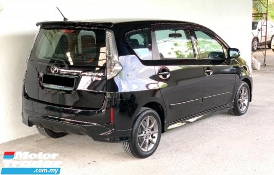 2014 PERODUA ALZA 1.5 SE (A) Facelift High Grade Model