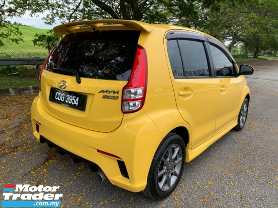 2014 PERODUA MYVI 1.5 SE (A) 1 Careful Owner Only TipTop Condition