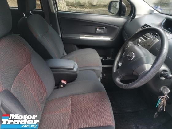 2017 PERODUA ALZA 2017 Perodua ALZA 1.5 SE FACELIFT (A) 1 OWNER ORIGINAL PAINT