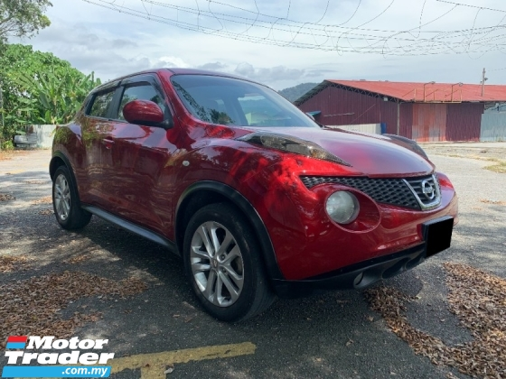 2012 NISSAN JUKE 15RS URBAN SELECTION DIG TURBO