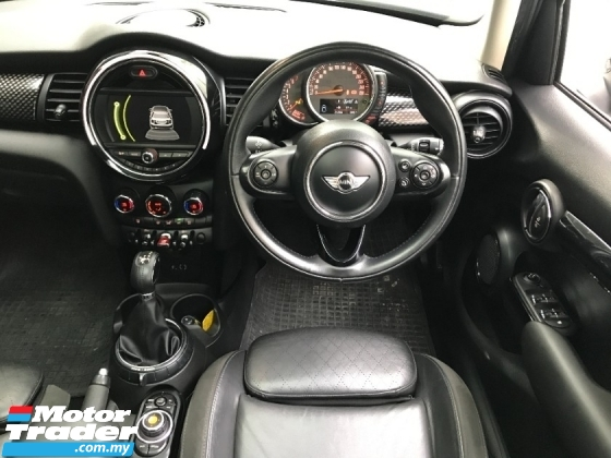 2017 MINI 5 DOOR 2.0 TWIN TURBO SUNROOF UK NEW UNREG
