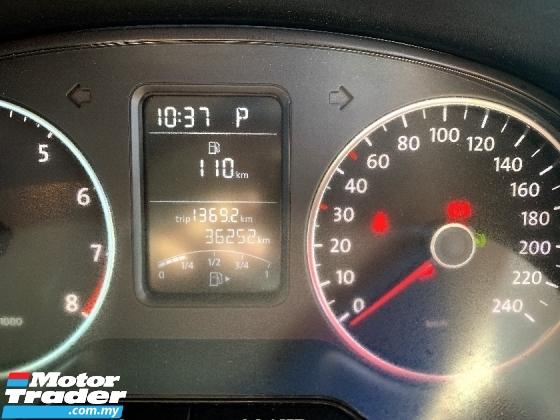 2014 VOLKSWAGEN POLO 1.6 Hatchback PREMIUM(AUTO) FREE MOTORSIKAL BARU+CASHBACK 1K+BELI PANDU DULU6 BULAN PERTAMA TAK PAYA