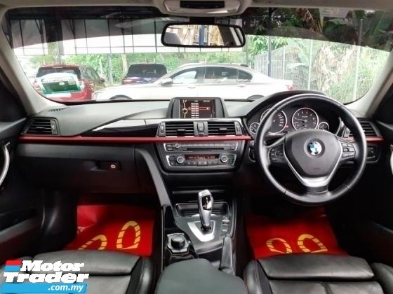 2012 BMW 3 SERIES Bmw 320i F30 2.0 SPORT LINE M SPORT BODYKIT WRRNTY