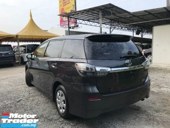 2017 TOYOTA WISH 1.8 X  !!!CHEAP CHEAP OFFER !!!