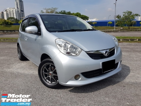 2013 PERODUA MYVI 1.3 EZI (A) LADY OWNER TIP TOP CONDITION