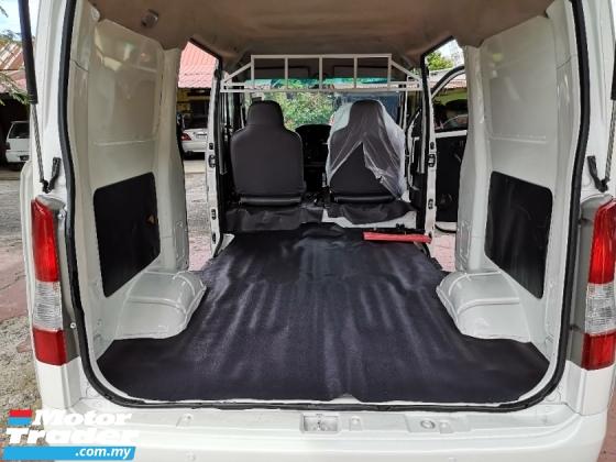 2011 DAIHATSU GRAN MAX 1.5 S402 (M) PANAL Van