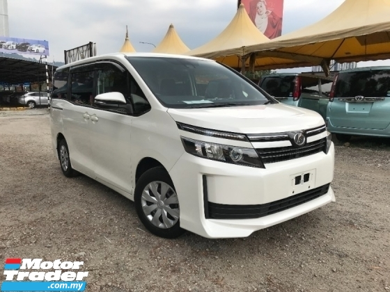 2016 TOYOTA VOXY X  ( OFFER CLEAR STOCK !!! )