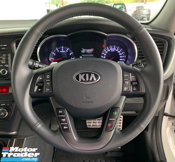 2013 KIA OPTIMA K5 2.0 Auto Facelift Premium High Spec