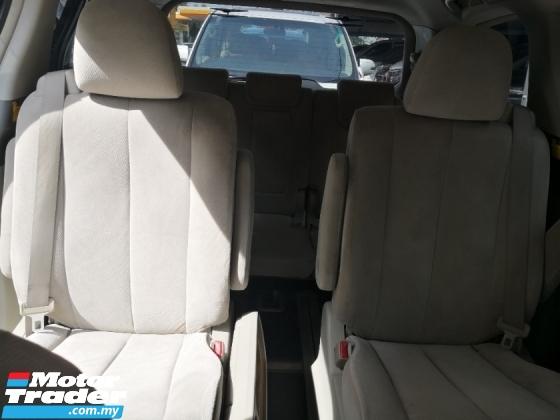 2007 TOYOTA ESTIMA 2.4 ACR50 TRUE YEAR MADE 2007 AerasG 2 Power Door 7 Seat Bodykit 2011