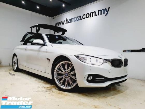2016 BMW 4 SERIES 428i SPORT 2.0 CONVERTIBLE UNREG