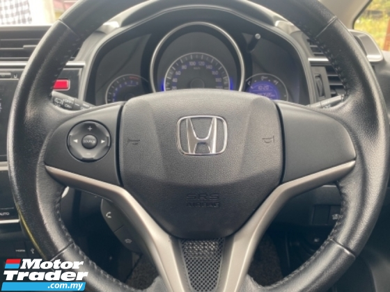 2014 HONDA JAZZ 1.5 V FACELIFT (A) FULL SERVICE RECORD