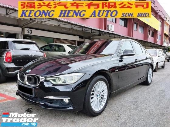 2017 BMW 3 SERIES 318I LUXURY FACELIFT UW22
