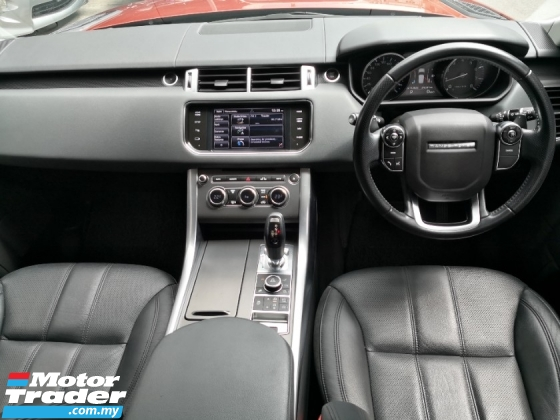 2014 LAND ROVER RANGE ROVER SPORT 3.0 HSE PETROL SUPERCHARGED Year Made 2014 JAPAN Edition 340 BHP