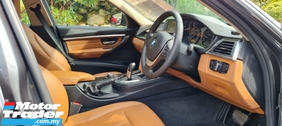 2015 BMW 3 SERIES 318I