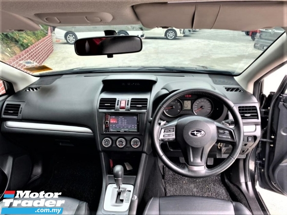 2013 SUBARU XV 2.0 PREMIUM (A) ONE MALAY OWNER, P/SHIFT