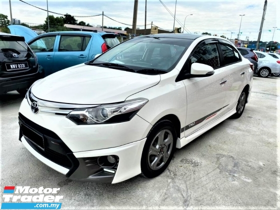 2014 TOYOTA VIOS 1.5 TRD SPORTIVO(A)FACELIFT/FREE WARRANTY 1 YEARS