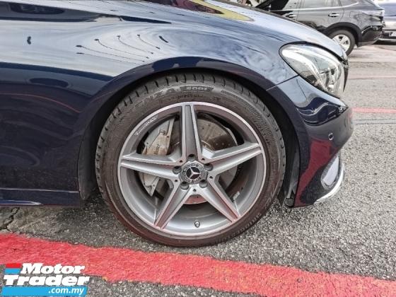 2018 MERCEDES-BENZ C-CLASS Mercedes Benz C250 AMG (A) 2018