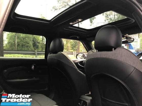 2016 MINI Clubman S 2.0 TURBO BLACKPINK SUNROOF HARMAN KARDON HUD HIGH SPEC UK NEW UNREG
