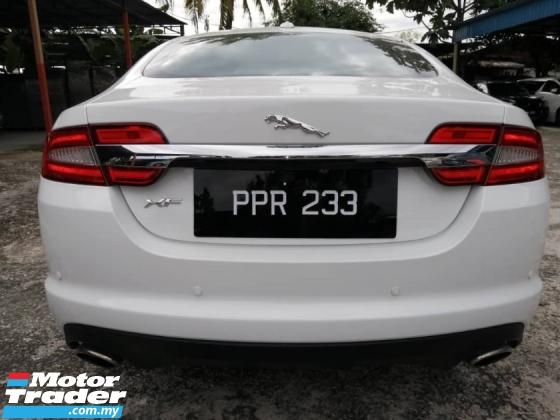 2011 JAGUAR XF 3.0 SUPER V6