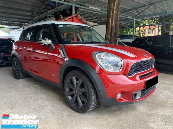 2015 MINI Countryman 1.6 TURBO