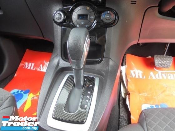 2014 FORD FIESTA 1.0 ECOBOOST Sport+ Mk6 Facelift (FSR)