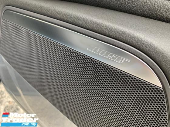 2013 AUDI A6 2.0 TFSI HYBIRD P/BOOT BOSE SOUND SYSTEM CKD LOCAL