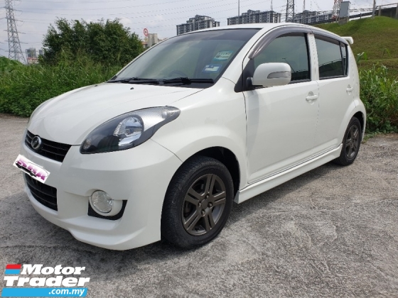2009 PERODUA MYVI 1.3 SE FACELIFT (A) TIP TOP ORI CONDITION
