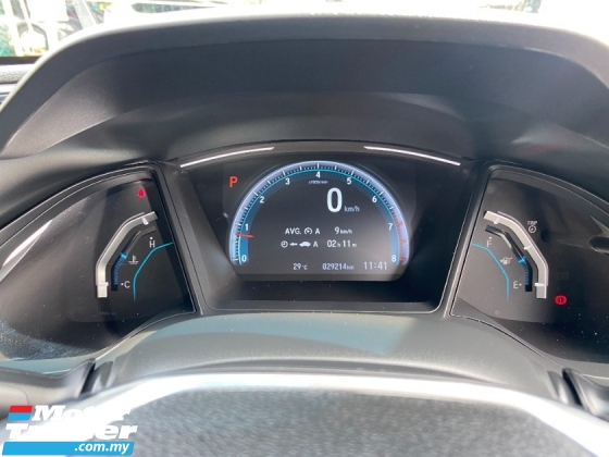 2018 HONDA CIVIC 1.8 FC (A) FULL SERVICE RECORD