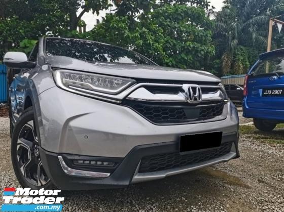 2018 HONDA CR-V 1.5 TC-P 2WD FULL SERVICE RECORD