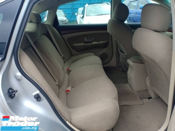 2008 NISSAN SYLPHY 2.0L X-CVT LUXURY VERY GOOD CONDITIONS 9/10
