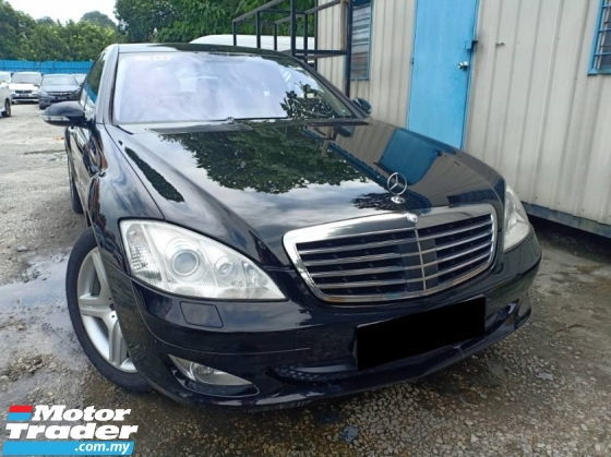 2006 MERCEDES-BENZ S-CLASS 350 BEAUTIFUL LUXURY SALOON WITH GOOD CONDITIONS