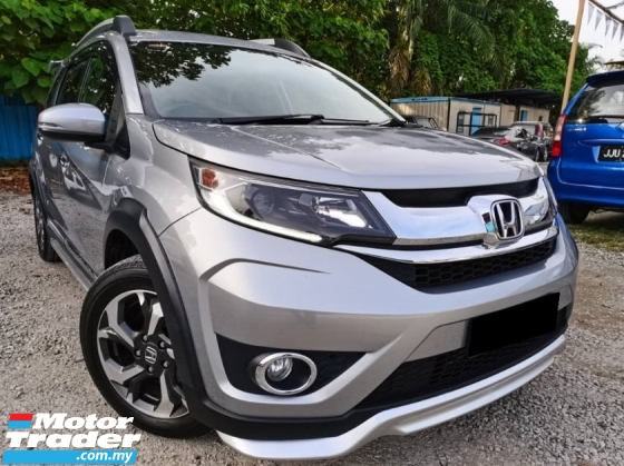2017 HONDA BR-V 1.5 V VERY LOW MILEAGE AND EXCELLENT CONDITIONS