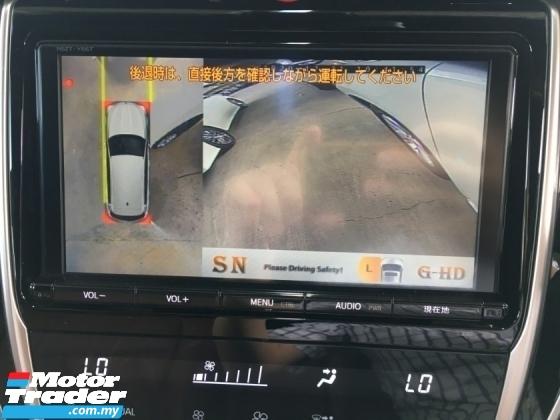 2018 TOYOTA HARRIER 2.0 PREMIUM ELANGRAN Power Boat Full View Camera ❤