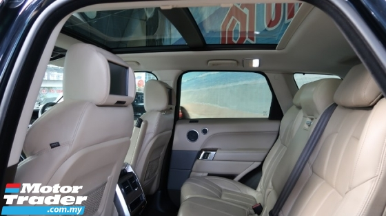 2015 LAND ROVER RANGE ROVER SPORT 5.0 V8 SUPERCHARGED PANORAMIC ROOF CNY SALE