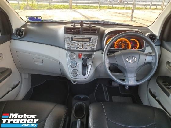 2014 PERODUA MYVI 1.3 EZi PREMIUM (A) LEATHER SEAT 1 OWNER CAR KING