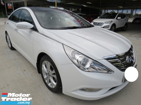 2013 HYUNDAI SONATA 2.0 (A) HIGH SPEC ONE OWNER ACCIDENT FREE HIGHLOAN