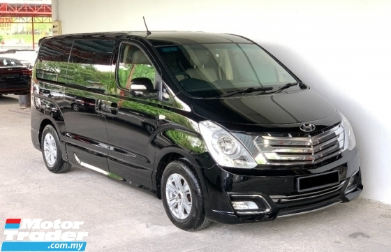 2014 HYUNDAI GRAND STAREX 2.5 (A) Royale Premium Luxury Model