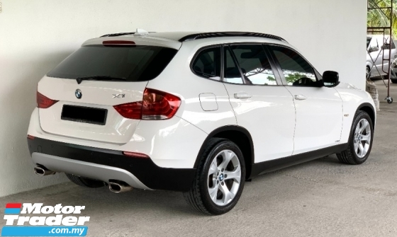 2011 BMW X1 sDrive 18i 2.0 (A) Premium High Grade Model