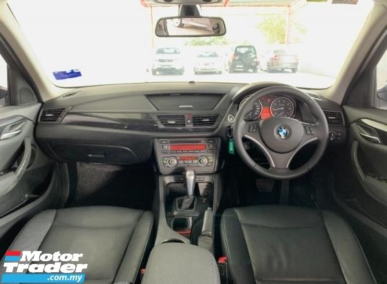 2011 BMW X1 sDrive 18i 2.0 (A) Premium High Grade Model