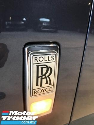 2018 ROLLS-ROYCE OTHER CULLINAN 6.75 V12