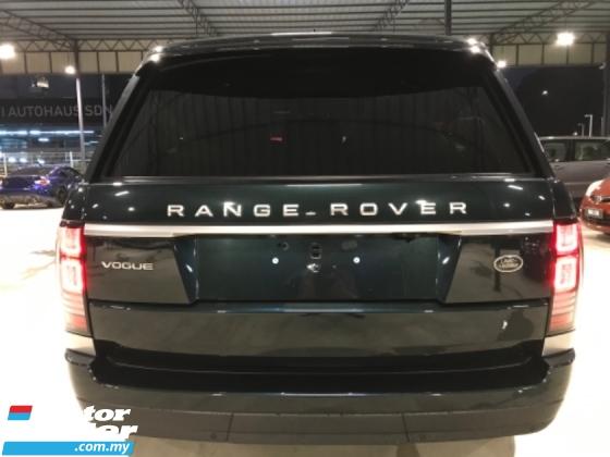2017 LAND ROVER RANGE ROVER VOGUE 3.0 TDV6