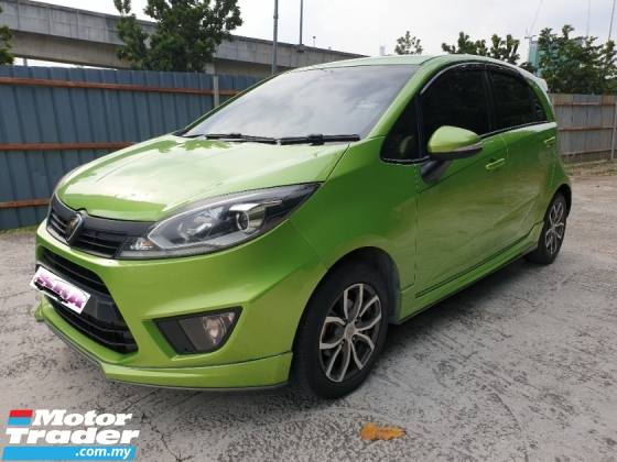 2014 PROTON IRIZ 1.6 EXECUTIVE (A) CAR KING TIP TOP OFFER