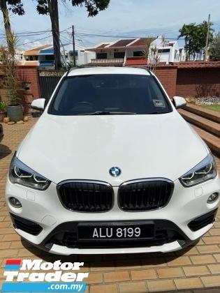 2017 BMW X1 2.0 S DRIVE 20i FULL SERVICE WARRANTY TILL JUNE 2022