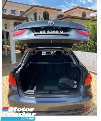 2014 BMW 3 SERIES 328i GT GRAN TURISMO 2.0 SPORT MODEL IMPORT BARU