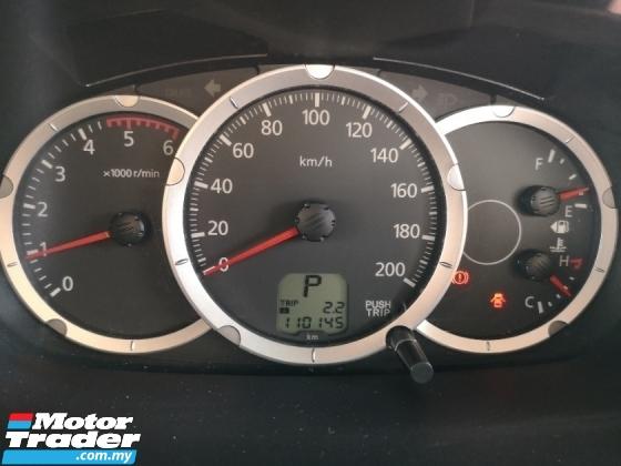 2012 MITSUBISHI TRITON 2.5 VGT (A) Diesel Turbo