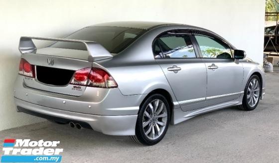 2009 HONDA CIVIC FD 2.0S i-VTEC (A) Mugen RR Sport Model