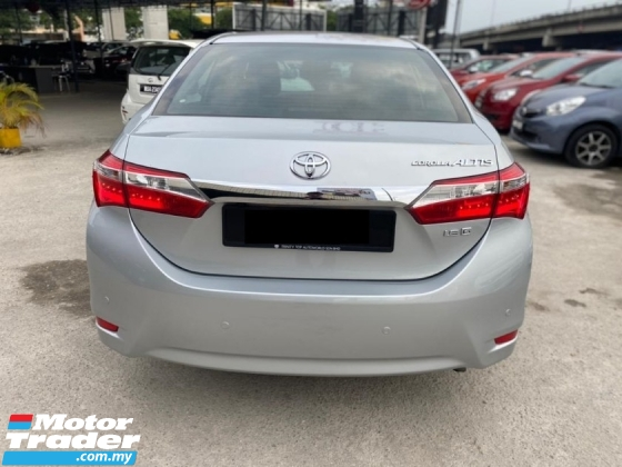 2015 TOYOTA COROLLA ALTIS 1.8 G GOOD CONDITION