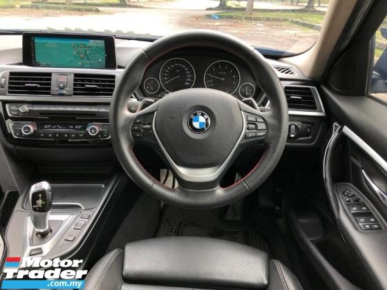 2016 BMW 3 SERIES 330e 2.0 E-DRIVE  LCI FACELIFT M-SPORT BODYKIT